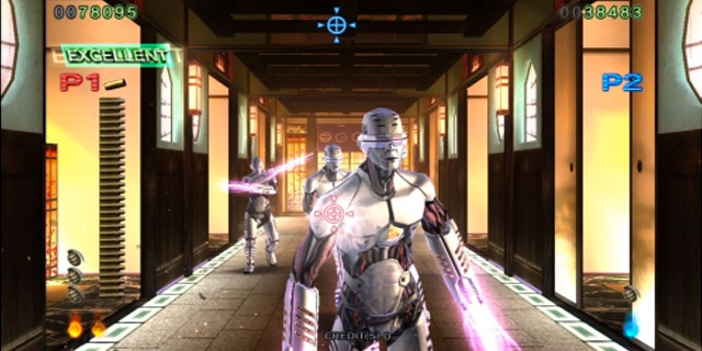 The House Of The Dead 4 More Arcade Shooting On Ps3