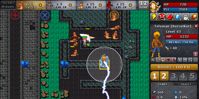 Tower Defense Hybrid Tower Defense Can be a