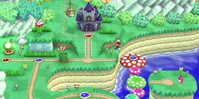 New super mario bros u a whole new world it certainly is but this is the question i asked myself several times when playing new super mario bros u the fourth entry in nintendos publicscrutiny Choice Image