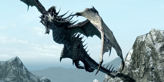 skyrim dragonborn more than just flying on dragons