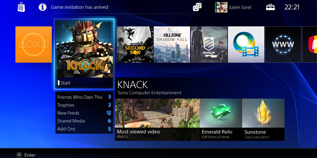 ps4interface