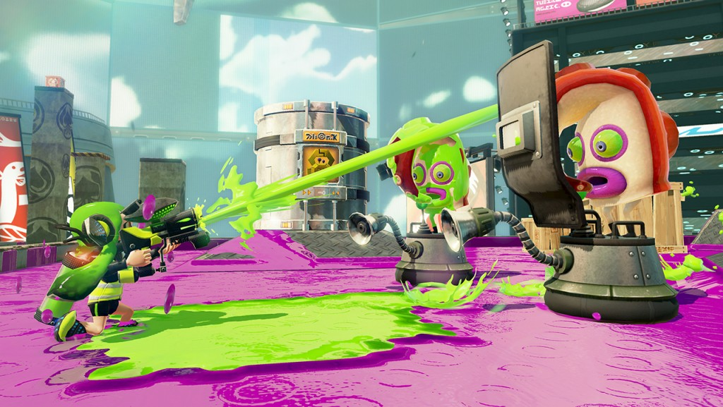 WiiU_Splatoon_050715_screen_Enemy_04_TakolienShield
