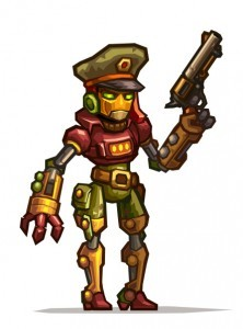 SteamWorld Heist Piper